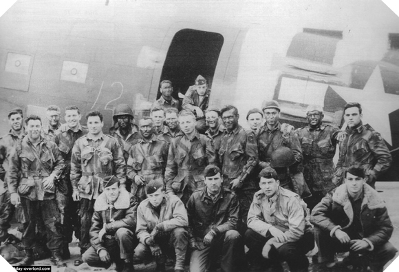 Image : Pathfinders du 1er bataillon du 505th PIR de la 82ème division aéroportée