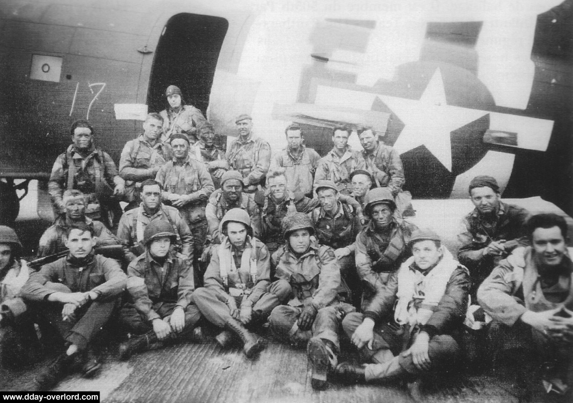 Stick 2 - 508th PIR - Pathfinders of the 82nd Airborne Division