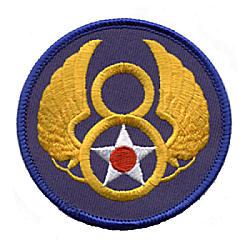 Image : 8ème Air Force américaine