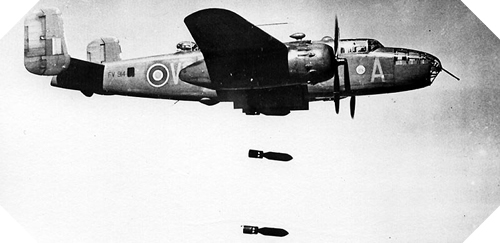 Image : North American B-25 J Mitchell