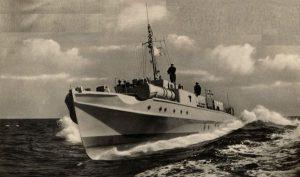 Schnellboot Kriegsmarine Normandie