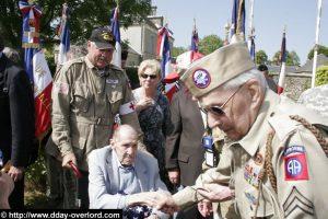 65ème anniversaire du débarquement de Normandie