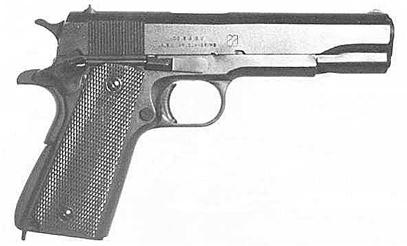 Image : Colt 1911A1