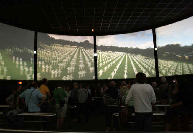 Arromanches 360° Museum-Cinema - Normandy