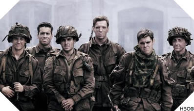Image : Band of Brothers - Frères d'Armes : le casting