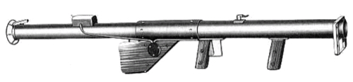 "Image : Lance-roquettes M1 ""Bazooka"""