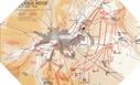Image : Plan et déroulement de l'opération Goodwood du 18 au 21 juillet 1944