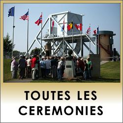 Lien : Toutes les cérémonies 2016 en Normandie