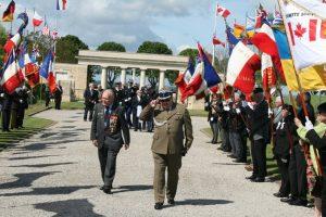 68ème anniversaire du débarquement de Normandie