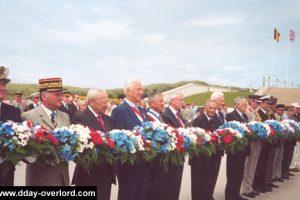 59ème anniversaire du débarquement de Normandie