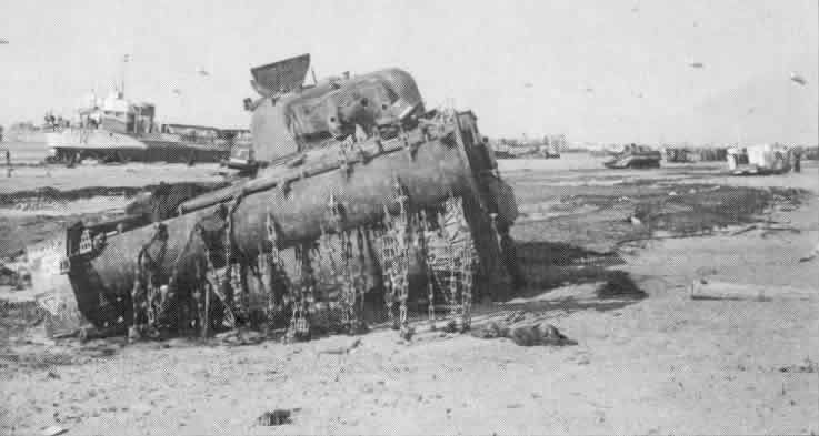History of the British landing at Gold Beach on D-Day – D-Day Overlord