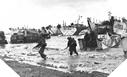 Image : Photos de Gold Beach le 6 juin 1944