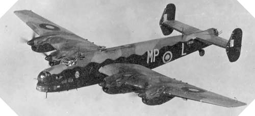 Image : Handley Page Halifax Mk I