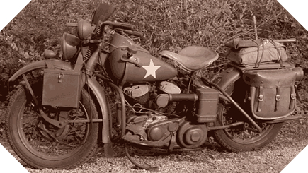 History of the Harley-Davidson WLA motorcycle - Technical
