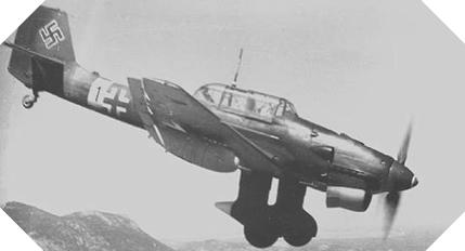"Image : Junkers Ju 87 ""Stuka"""
