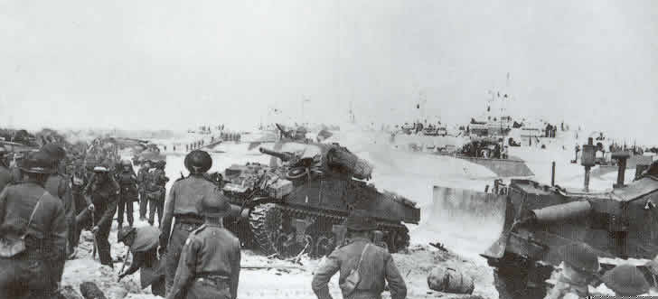 Juno Beach D Day Normandy Landings