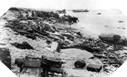 Image : Photos d'Omaha Beach après le 6 juin 1944