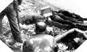 Image : Soldats américains tués sur la plage d'Omaha devant Vierville-sur-Mer