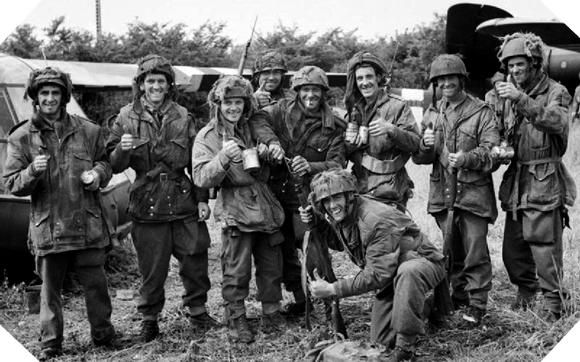 Image : Photos de la 6ème division aéroportée britannique