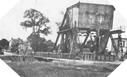 """Image : Le """"Pegasus Bridge"""" après les combats du 6 juin 1944"""