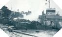 Image : Destructions causées par la tempête du 19 juin 1944