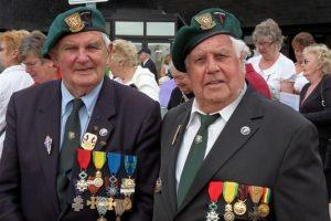 66ème anniversaire du débarquement de Normandie