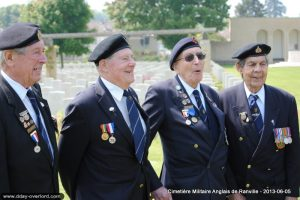 69ème anniversaire du débarquement de Normandie