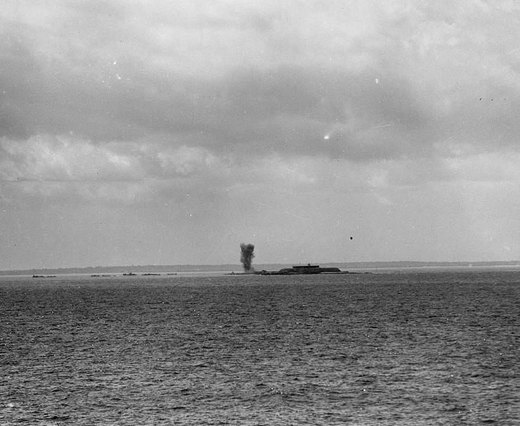 Uss Corry Dd 463 Battle Of Normandy