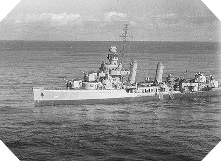 Image : USS Corry