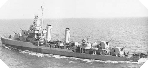 Image : USS Emmons