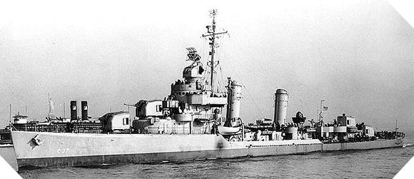 Image : USS Gherardi