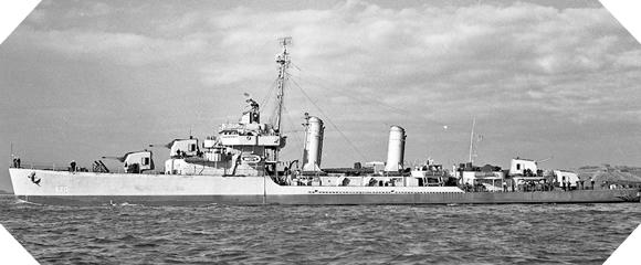 Image : USS Glennon