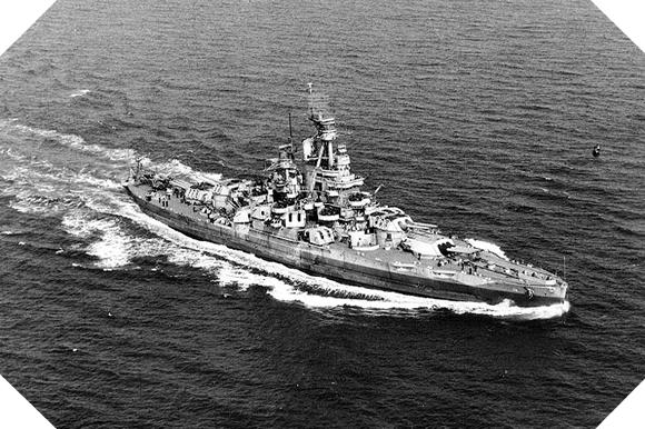 Image : USS Nevada