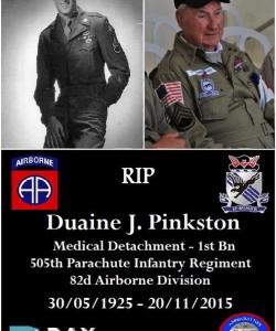 Duaine J. Pinkston