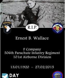 Ernest B. Wallace