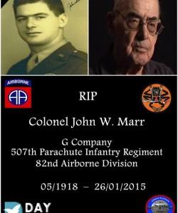 John W. Marr