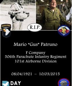 Mario Gus Patruno