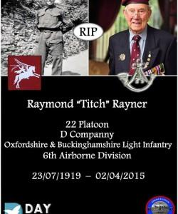 Raymond Rayner