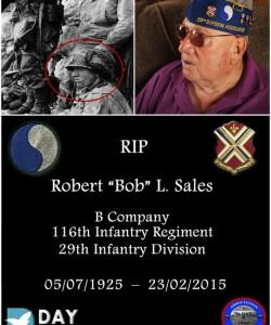 Robert Bob L. Sales