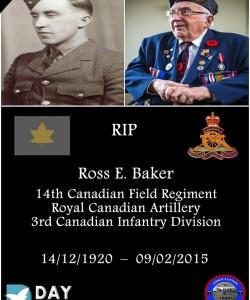 Ross E. Baker