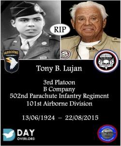 Tony B. Lujan