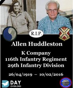 Allen Huddleston
