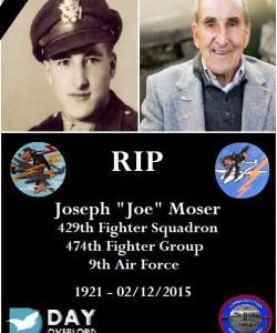 """Joseph """"Joe"""" Moser"""