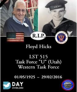 Floyd Hicks