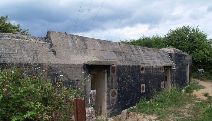 Batterie de Maisy - Grandcamp-Maisy