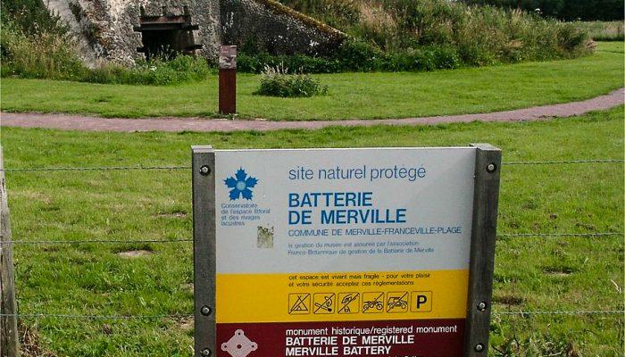 Batterie de Merville - Merville-Franceville