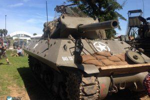 Photos des commémorations du 73ème anniversaire du débarquement de Normandie