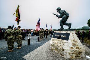 Calendrier des commémorations 2017 en Normandie