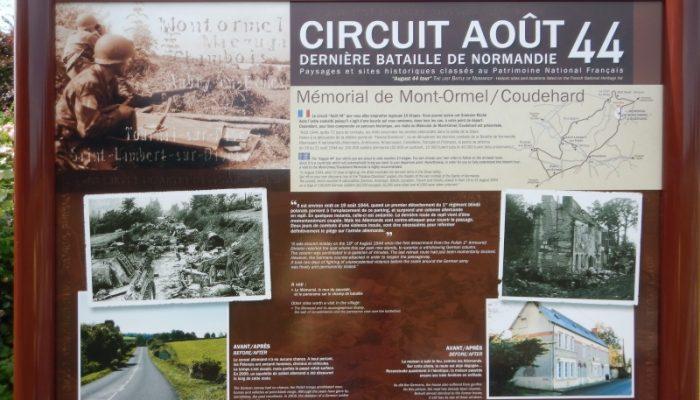 Circuit Août 1944 - Montormel