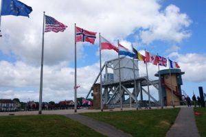 Calendrier du 74ème anniversaire du débarquement de Normandie - 2018